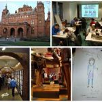 Comic Workshop at Kelvingrove Museum and Art Gallery
