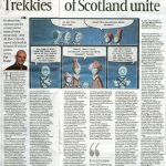 Press Coverage: The Scotsman