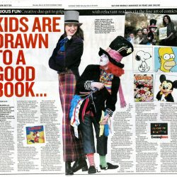 The Evening Times 22/03/2010