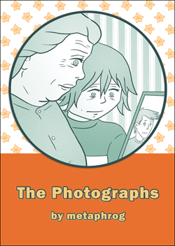 The Photographs comic by Metaphrog