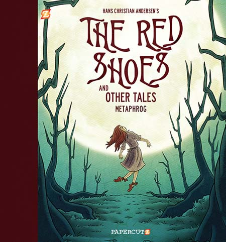 Red-Shoes-graphic-novel-cover-Metaphrog