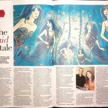 The Sunday Herald Interview 2017