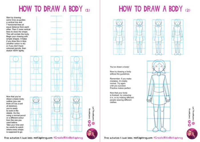 DRAW-A-BODY-TIP-SHEET