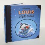 Louis – Night Salad the actual book!