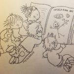 World Book Day Doodle