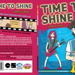 Time To Shine: Graphic Novel Behind the Scenes