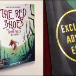 Gold Stamped Exclusive Advance Edition of The Red Shoes and Other Tales
