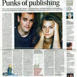 The Herald 18/09/2004