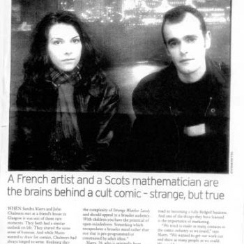 The Scotsman: Who to Watch 1999
