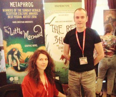The Lakes International Comic Art Festival 2017