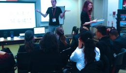 Graphic Novel Authors in Residence at Glasgow Life