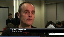 On STV News at 6