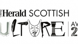 Shortlisted for The Herald Scottish Culture Awards 2019